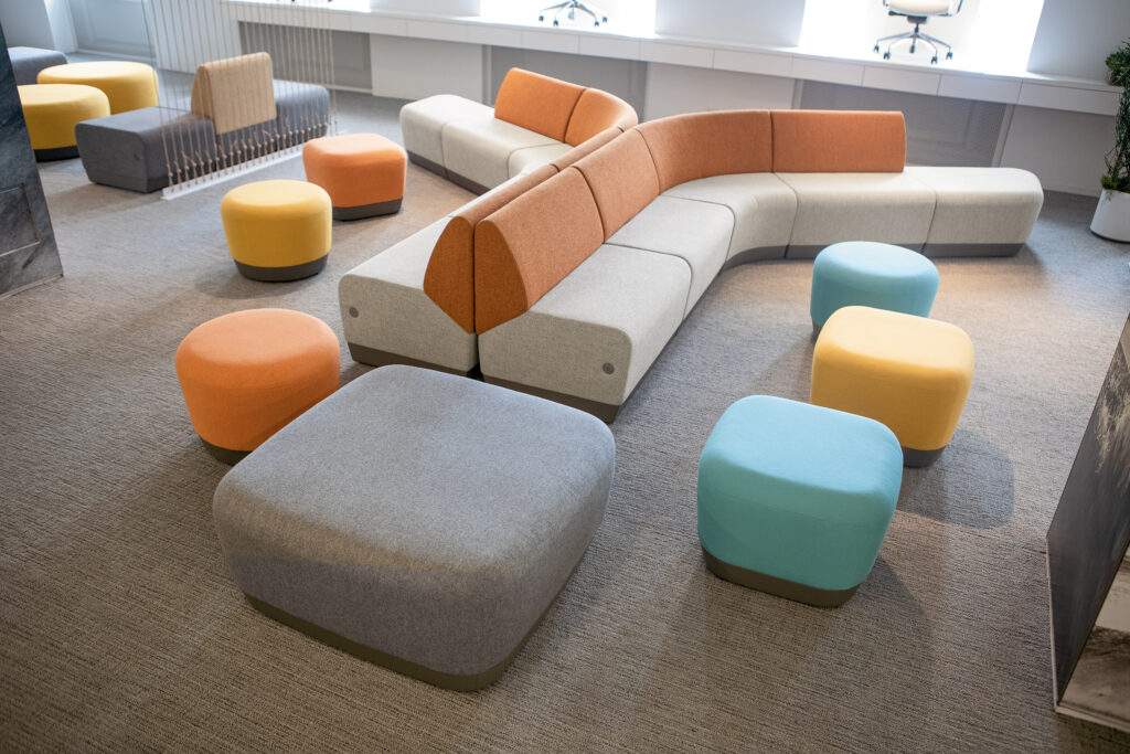 movable seating