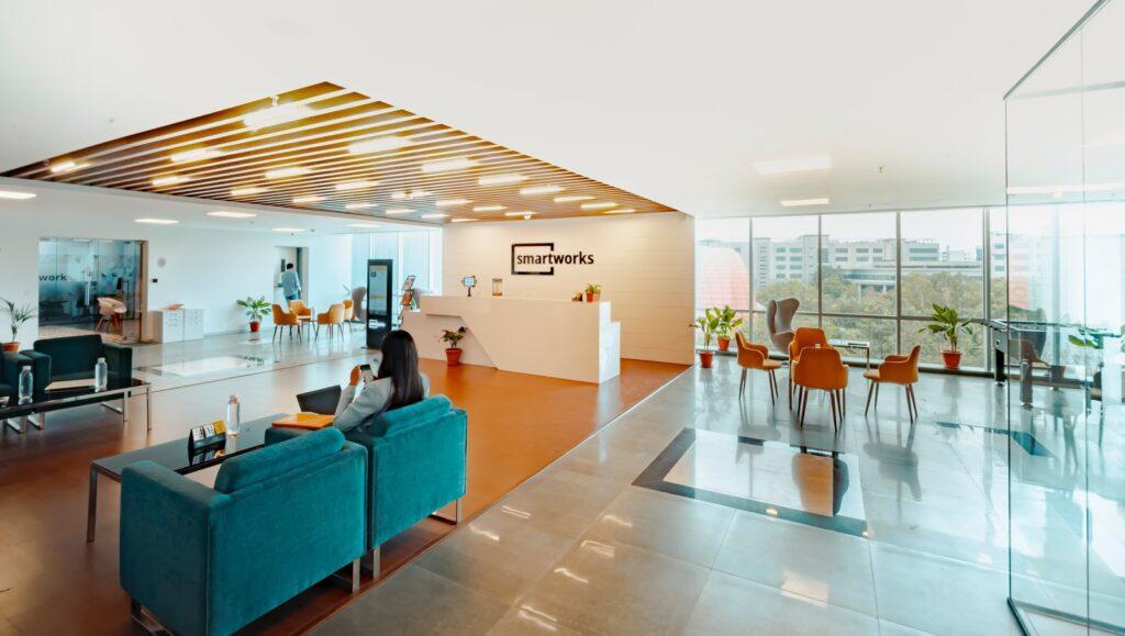 agile office workspace