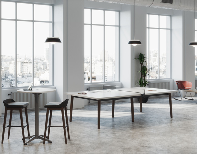pingpong work table